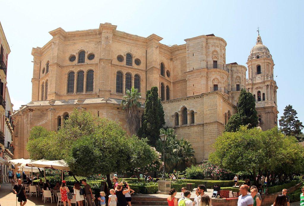 Катедралата на Малага