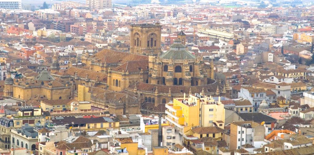 снимка на Гранада