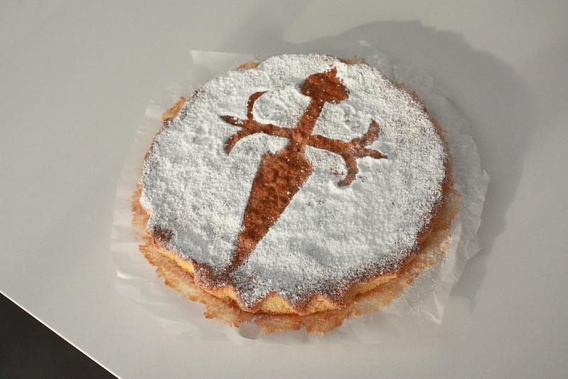 снимка на торта Сантяго